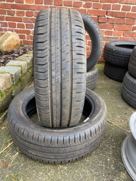 2x 185/50 R16 81H ContiEcoContact5