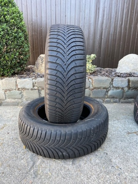2x 195/65 R15 91T Hankook Winter I´cept RS2