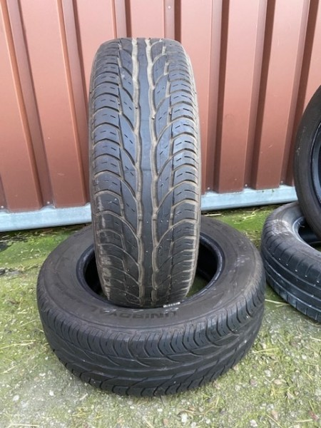 2x 195/65 R15 91H DOT1111 Uniroyal Rainexpert