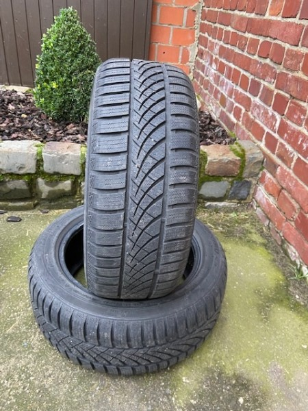 2x 195/50 R15 82H Hankook Optimo 4S