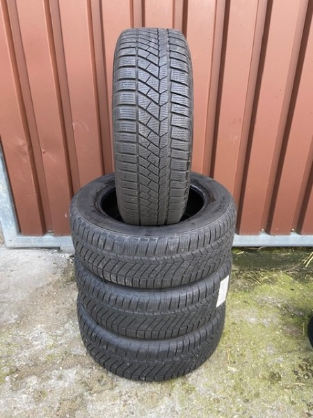 4x 205/60 R16 92H Continental ContiWinterContact TS830P