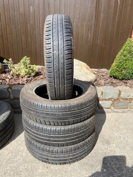 4x 155/65 R14 75T ContiEcoContact 3