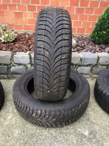 195/60 R16 89H Nexen Winguard Snow G WH2