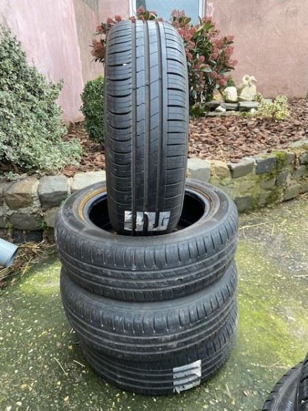 4x 165/60 R14 75H Hankook Kinergy eco