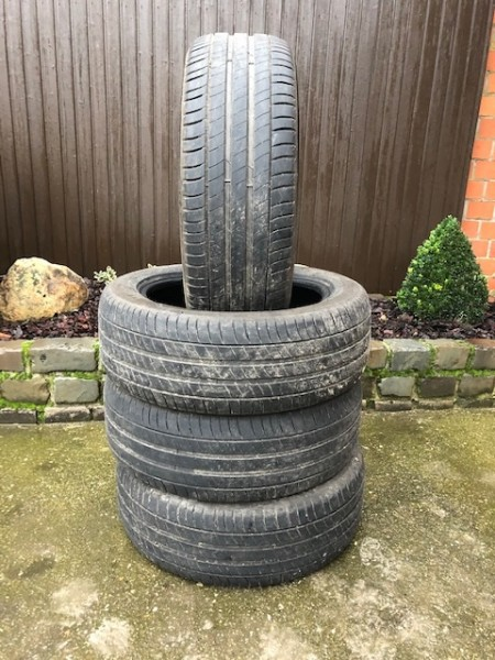 4x 225/50 R18 95V Michelin Primacy 3