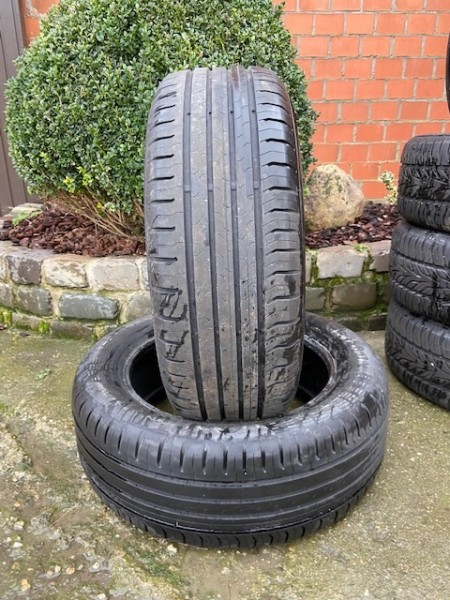 2x 215/55 R17 94V Continental ContiEcoContact 5