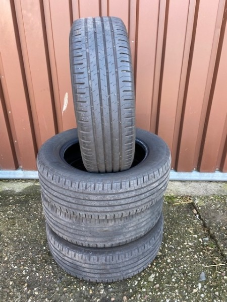 4x 215/60 R17 96H ContiEcoContact 5