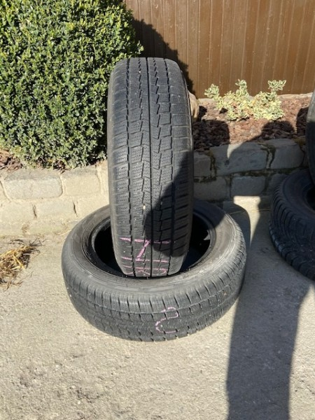 2x 195/60 R16C 99/97T Hankook Winter RW06