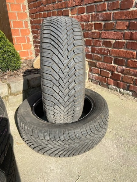 2x 205/55 R16 91H Continental ContiWinterContact TS860